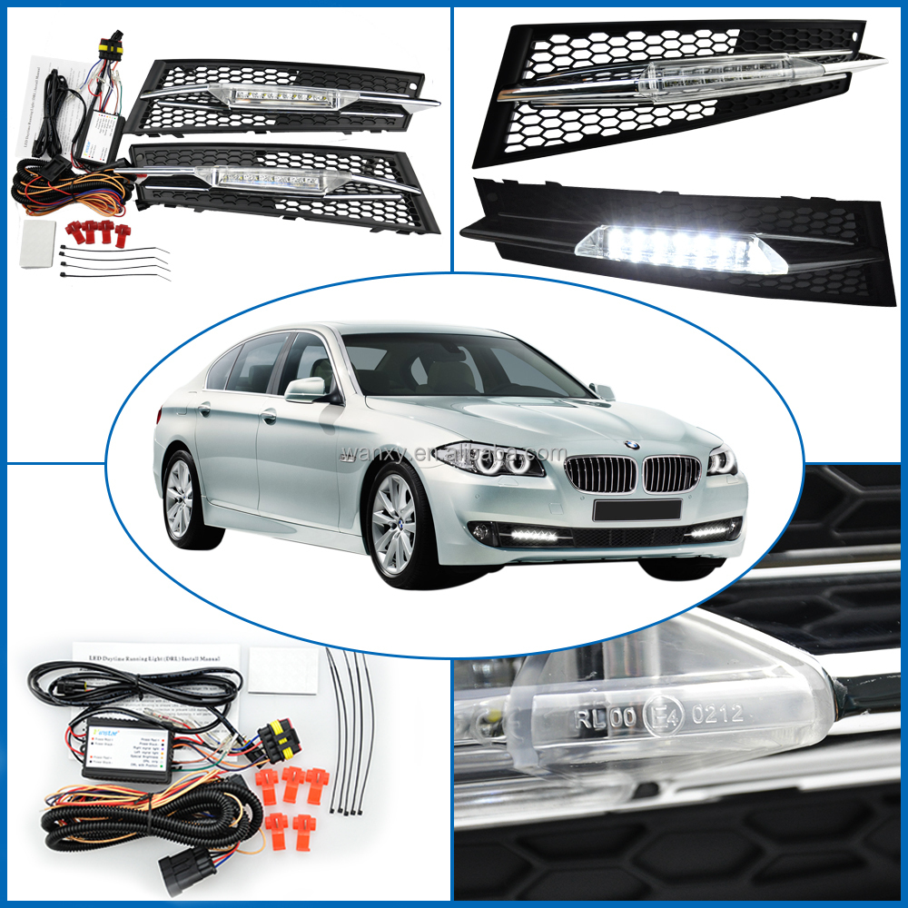 Hot sale E92 2D led daytime running lights for BMW car accessories DRL lamp