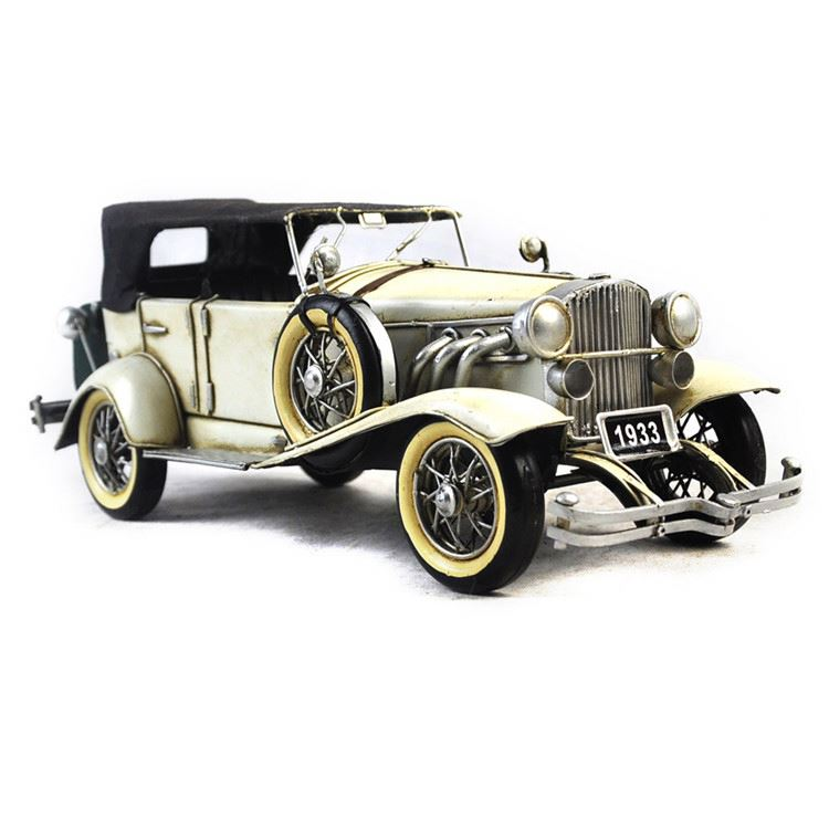 Most popular different types tin model car in many style