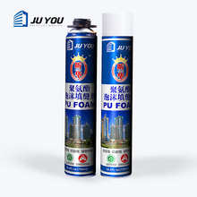 Factory Price Super Expandable Waterproof Spray Pu Foam Sealant