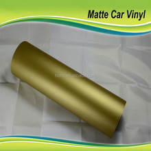 Matte Orange Car Wraps Vinyl,Matte Vinyl Car Wrap,Auto Vinyl Wrap With Air Release