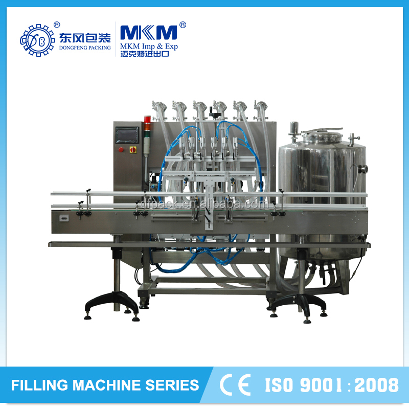 2015 Automatic Electronic cigarette oil filling machine 6T6G DF