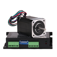 Lichuan stepper motor for LC57HS76 with driver Nema23