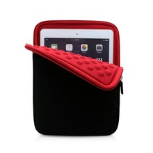 2017 Custom Reversible Carry Pouch Laptop Cover Neoprene Laptop Sleeve Cover for Ipad