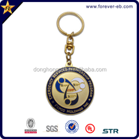 High quality souvenir metal key chain