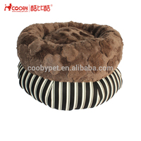 COO-2321 2015 Hot sale Cute High quality Rose velvet Cute Cat beds