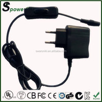 High performance 5w 5v 1a ac dc power supply for mobile phone