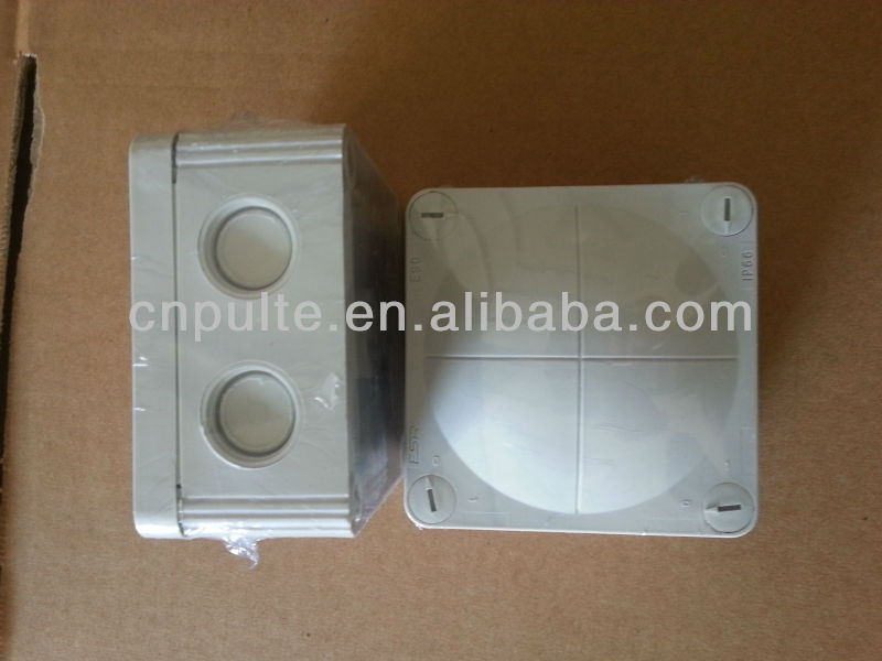 Newest electrical waterproof E90 junction box