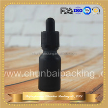 bottle caps be printed glass dropper bottle for e-juice/e-liquid hot selling glass bottle with eye dropper