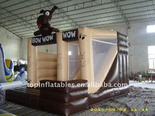 Inflatable bouncer AC-1,size,color,imprint,and logo ,customized with high quality and lower price