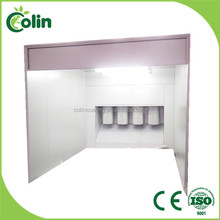Cheap Painting Room Powder Coating Line Mini Spray Paint Booth