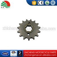 motorcycle sprocket and chain small