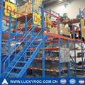 warehouse storage steel mezzanine rack