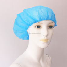 Clip Color Surgical Disposable Hat Print Doctors Hair Medical Nurse Nursing Operating Room Nonwoven Bouffant Cap