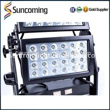 Hot sale factory direct price 400w wash light led city color