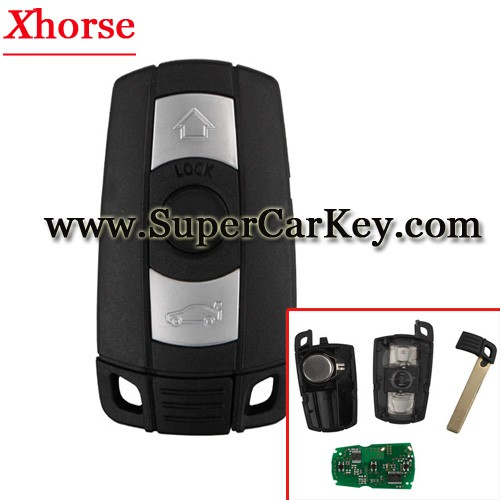 High Quality Xhorse VVDI2 Xhorse BM3/5 remote Key For BMW 3/5 Series 315MHZ