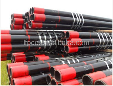 factory supply hot rolled oil well casing pipe