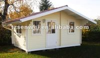 Garden house,small prefabricated modern house design