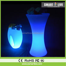GLACS System 2015 Garden/Night Club/Home LED Flower Pot