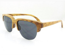 Professional OEM/ODM Factory Supply personalized bamboo wood sunglasses