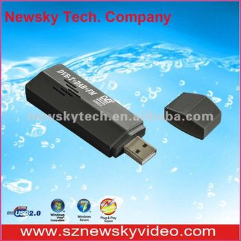 Mini USB DVB-T Stick with SDR radio 1800Mhz ---TV311U