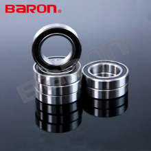 6800 motorcycle 6800 2RS chrome ball bearings