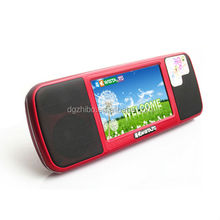 Hot Sell 4.3 Inch Touch Screen MP4 Player