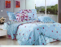 hot sale print beding set /2013 new deisgn bed sheet&bed cover