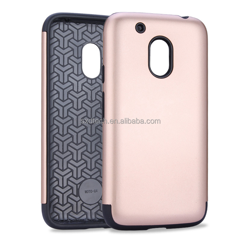 Caseology PC TPU armor Case for Moto G4 plus CO01
