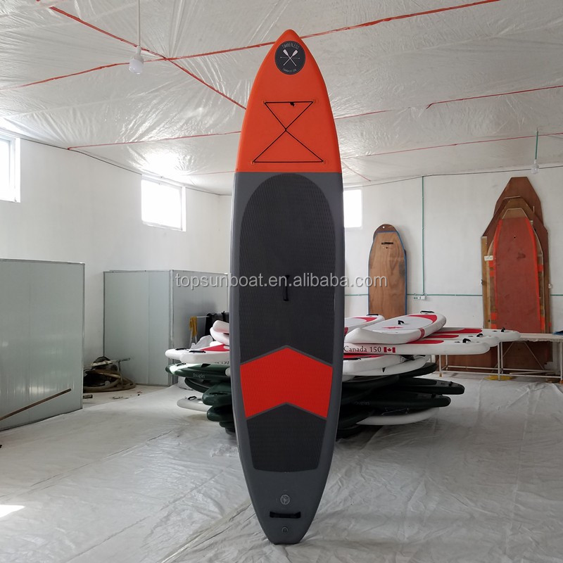 2017 OEM Wholesale Inflatable SUP Paddle Board For Racing