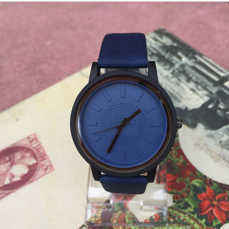 wooden watch, Watch Silicone, Geneva lady cheap silicon watch