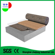 China wholesale trustworthy 3mm 5mm 6mm acoustic underlay for concrete floors