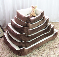 Wholesale Luxury Cheap Non-slip Pet Bed Dog Bed