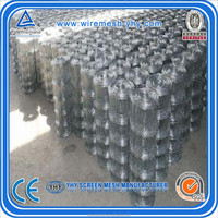 galvanized wire mesh fence grassland fence / deer fence