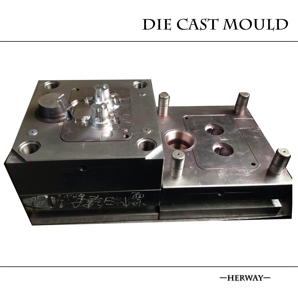 Aluminum die cast mould making and casting molds service