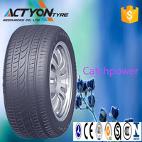 China top sell and used in all seasons passenger radical car tires