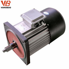 magnetic brake 2 speed electric motor with alloy frame and high efficiency 380volt