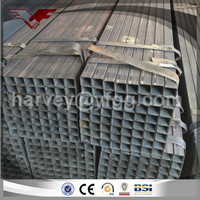 galvanized ms 100X100 square tube for metal bed