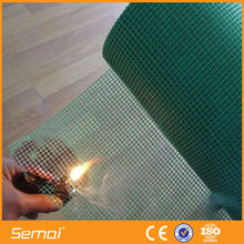 cheap price high quality white fiberglass window screen(factory ISO CE)