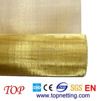 Hot Sale Brass Wire Gauze
