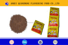HALAL QWO FLAVOUR CHICKEN BEEF FISHE SHRIMP TOMATO MUSHROOM COOKING MUTTON ONION CUBE/POWDER