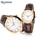 2015 Hot sale Japan movt couple lover All stainless steel wrist watch