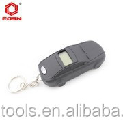 Mini Digital LCD Tire Pressure Gauge with Keychain/Car Diagnostic Tool