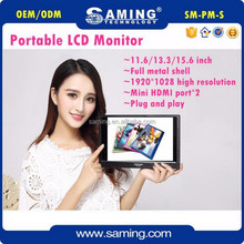 Industrial 1080P Ultra Thin IPS Screen FHD LCD Gaming Monitor/11.6/13.3/15.6 Inch