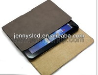 2013 hot selling leather case high quality case for ipad