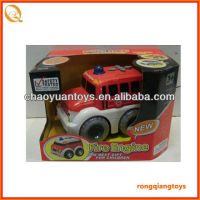 Electricity cartoon fire truck with light and music BO5477988-7B