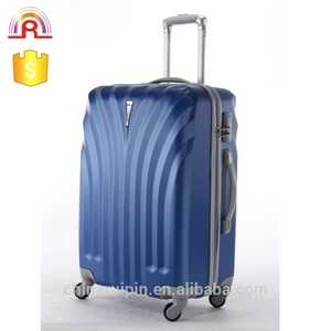 dce9105ef2 New ABS Royal Polo Luggage Trolley Case