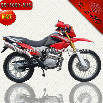 Chinese best selling cheap 150cc dirt bike for sale