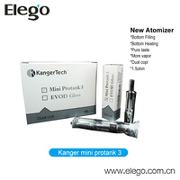New hot selling for kanger dual coil protank 3 mini