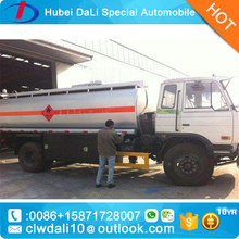 china factory dongfeng 153 Fuel Tanker Truck Dimensions Size Optional Oil Tank Truck For Sale