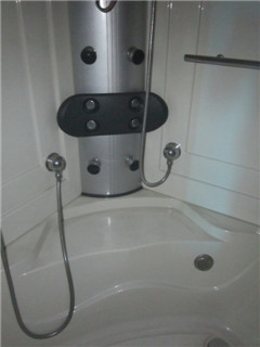 HEF CE Certified Europe Bath and Shower Enclosure